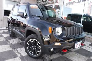 2016 Jeep Renegade Trailhawk | Back-up camera | Heated seats|4X4