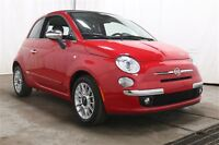 2014 Fiat 500 C LOUNGE AUTO A/C CUIR CONVERTIBLE
