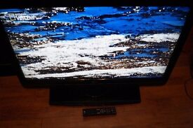 """42"""" LG LCD TV USED,V.CLEAN,FULLY WORKING,FREEVIEW,DTV,HDMI,GENUINE REMOTE"""