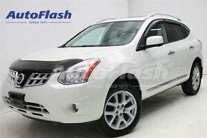 2013 Nissan Rogue SL AWD * Cuir * Toit * Bluetooth * Camera *