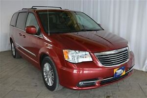 2015 Chrysler Town & Country TOURING-L WITH LEATHER INTERIOR