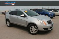 2010 Cadillac SRX Luxury Collection *LEATHER/PANORAMIC SUNROOF*