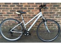 20 inch Apollo Cafe Aluminium hybrid Ladies City road bike bicycle