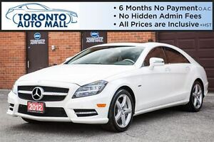 2012 Mercedes-Benz CLS-Class CLS550 4MATIC+AMG PKG+LED LIGHTS+BL