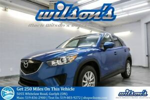 2013 Mazda CX-5 GX BLUETOOTH! CRUISE CONTROL! POWER PACKAGE! KEY
