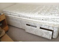 Single Divan Bed (Need gone A S A P, end of March)