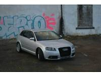 Audi A3 sportback s-line tdi 2.0