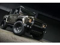 DEFENDER 110 - WIDE TRACK END EDITION BODY