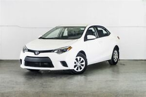 2014 Toyota Corolla LE ONLY 8900KM! Finance for $59 Weekly OAC