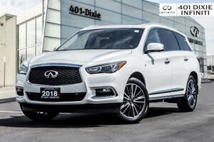 2018 Infiniti QX60 Best Priced Tech In Market! NAVI! DVD!