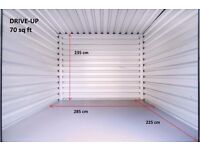 STORE THAT! New storage units (garage type) available *CANARY WHARF* *ISLE OF DOGS**DOCKLANDS