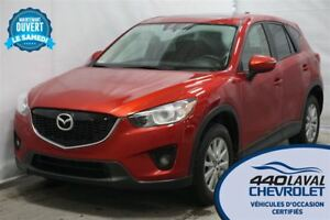 2015 Mazda CX-5 GS, TOIT, MAGS, CAMERA, BLUETOOTH,