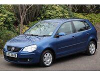 *Beautiful*2006 Volkswagen Polo Automatic, 5 Door, FSH, 51,000Miles, 12 Months Warranty