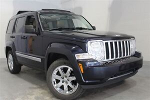 2011 Jeep Liberty Limited WOW! TOIT OUVRANT EN TOILE COMPLET