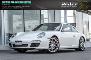 2011 Porsche 911 Carrera S Coupe PDK - LOW KMS!