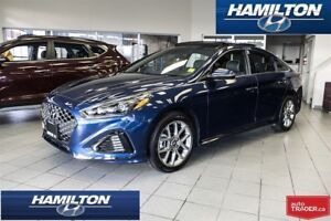 2018 Hyundai Sonata | ULTIMATE | TURBO | NAVI | PANO ROOF | SAFE