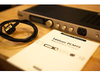 Lexicon PCM92 - digital reverb unit - pcm 92 - outboard reverb