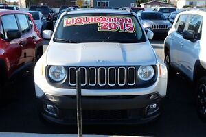 2015 Jeep Renegade North,TOUT OUVRANT, SIEGES CHAUFFANTS