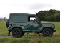 2003 Land Rover Defender Td5 90 County HT - Low Miles - FSH - NO VAT - TWISTED