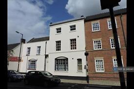 Studio flat in Duart House, Lichfield, WS13