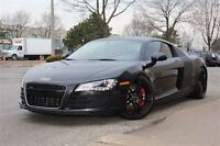 2009 Audi R8 4.2/ Navigation/Backup Camera