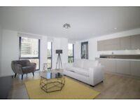 BRAND NEW 2 BED 2 BATH - MANHATTAN PLAZA Delancey Apartment E14 - CANARY WHARF DOCKLANDS POPLAR CITY