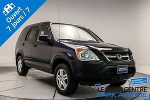 2003 Honda CR-V ***LIQUIDATION***