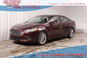 2013 Ford Fusion SE CUIR MAGS BLUETOOTH NAV CAMERA A/C