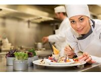 Want to be a chef? Free Training & Job Opportunity