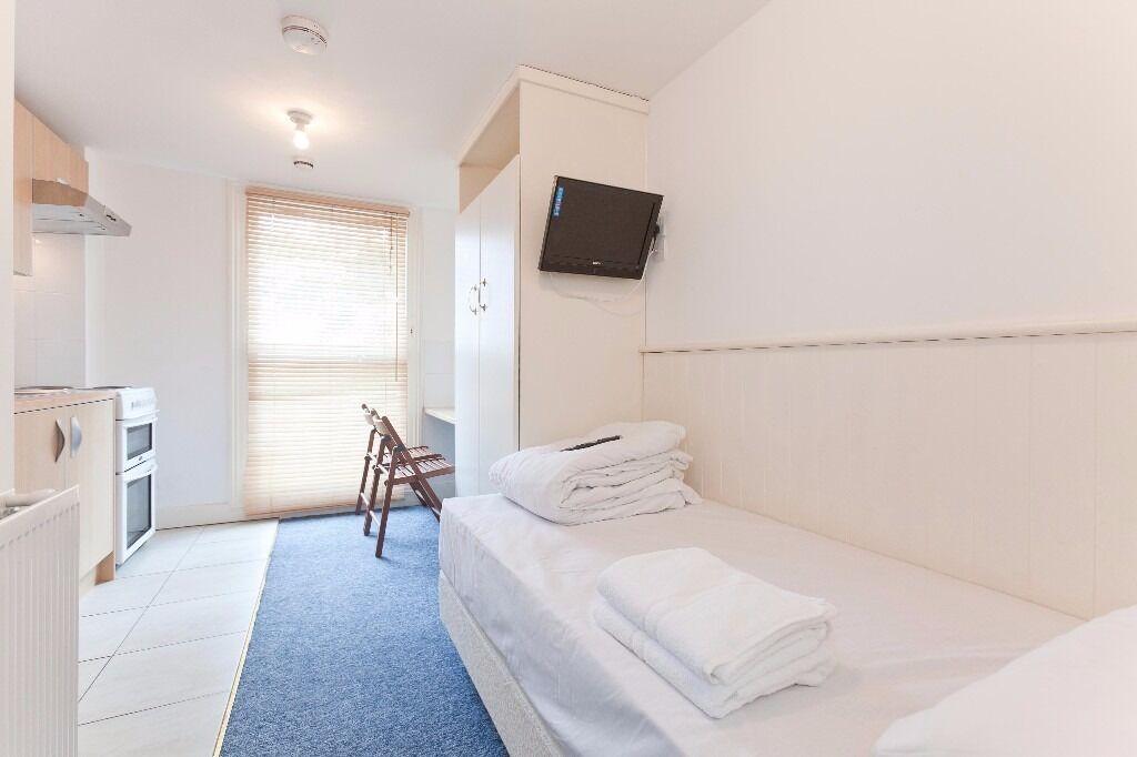 Studio Swiss Cottage for Short Lets £350 per week all bills included