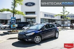 2016 Ford Focus Titanium, 1.9%/72MOS PLUS EXTENDED WARRANTY
