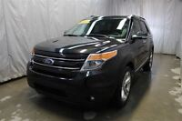 2015 Ford Explorer Limited 4 SIEGES CAPITAINES CUIR TOIT NAV