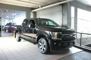 Ford F150 MY20 XLT 4X4 Agate Black Automatic Double Cab Utility