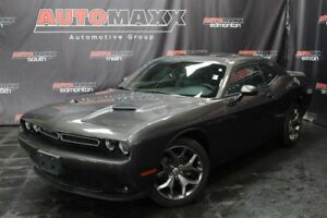 2017 Dodge Challenger SXT Plus w/Leather/Nav/Roof!