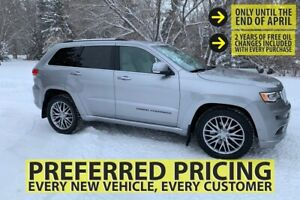2018 Jeep Grand Cherokee-DEMO, ONLY 9,000 KMS, SAVE $19,000
