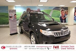 2011 Subaru Forester XT Limited Turbo