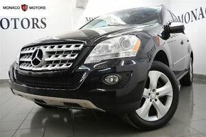 2010 Mercedes-Benz M-Class 4MATIC ML350 BLUETEC PREMIUM BT SUNR