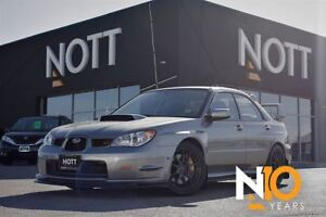 2007 Subaru Impreza WRX STi AWD 350hp Excellent Condition, COBB