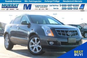 2010 Cadillac SRX Luxury & Performance Collection