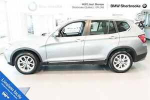 2014 BMW X3 Xdrive28i  TOIT PANORAMIQUE