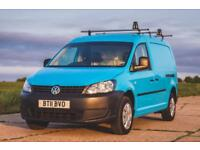 2011 VOLKSWAGON CADDY MAXI C20 1.6 TDI 102 (NO VAT) LOW MILEAGE