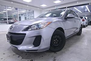 2013 Mazda Mazda3 GS-SKY, POWER GROUP, ROOF, ONE OWNER TWO SETS