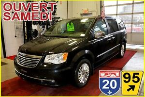 2014 Chrysler Town & Country Limited *  NAV * DVD