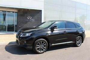 2014 Lexus RX 350 AWD F SPORT|NAVI|ROOF|BACK UP CAMERA|