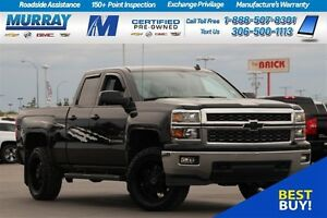 2014 Chevrolet Silverado 1500 LT Double Cab*REMOTE START,REAR CA