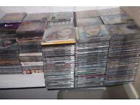 300 Modern music CD,s CD disks