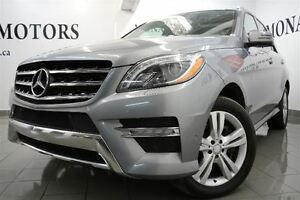 2013 Mercedes-Benz M-Class 4MATIC ML350 BLUETEC PREMIUM 1 PKG