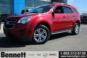 2014 Chevrolet Equinox 1LT - Heated Seats, Bluetooth, Back Up Ca