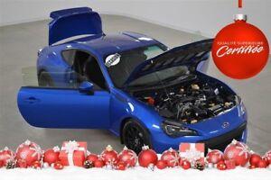 2013 Subaru BRZ Sport-tech GPS+Cuir/Suede+Aileron Manuelle
