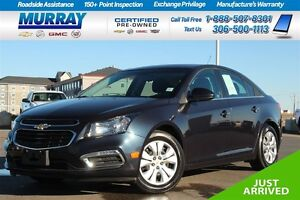2016 Chevrolet Cruze *FINANCING AS LOW AS 0.9%*